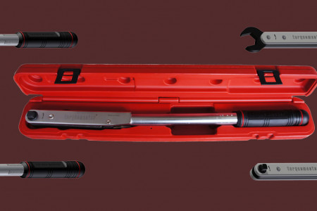 Torque Wrenches in India Infographic