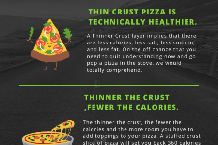 Tossin Pizza | Best Pizza Restaurant in Greater Kailash Infographic