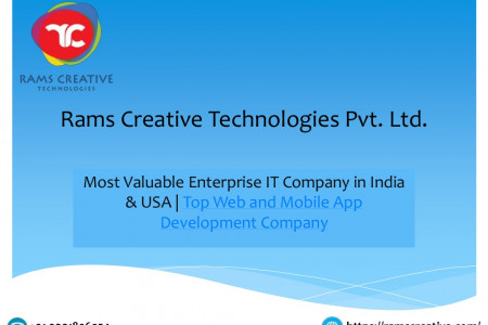 Tost Valuable Enterprise IT Company in India & USA Infographic