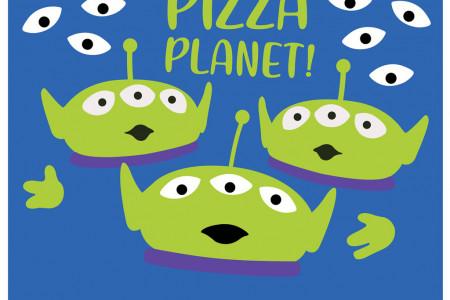 Toy Story Aliens Printable Poster Infographic