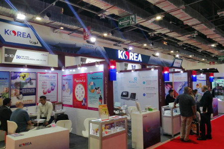 Trade Show Booth Contractor Middle East - Beyman.net Infographic