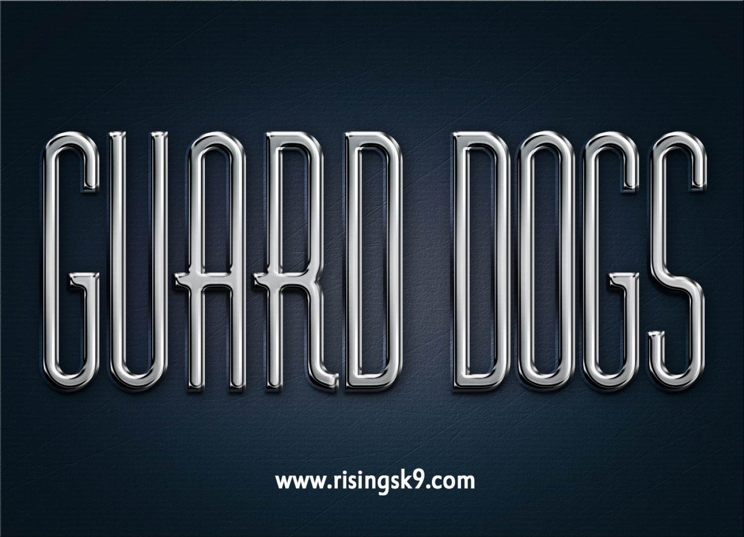 Trained Protection Dogs For Sale Infographic