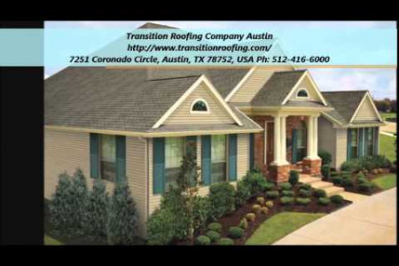 Transition Roofing Company Austin: Roof Contractors Infographic