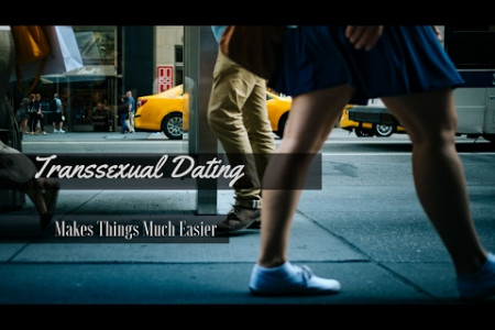 Transsexual Dating Makes Things Much Easier  Infographic