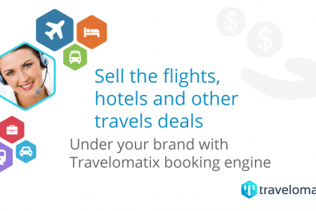 Travelomatix gives you top inventory, intuitive UIs and best in class features. Infographic