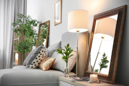 Trending Home Decor for 2019 with Tips on Incorporating Them into Your Apartment Infographic