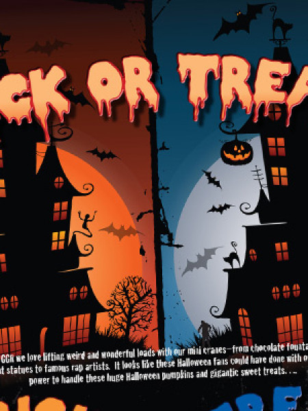 Trick Or Treat? Infographic