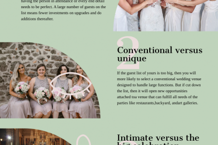 Trim Your Wedding Guest List Infographic