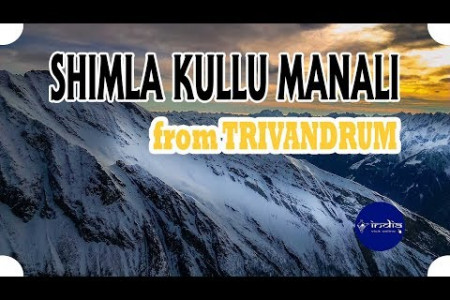 Trivandrum to Shimla Kullu Manali Couple Tour Package Infographic