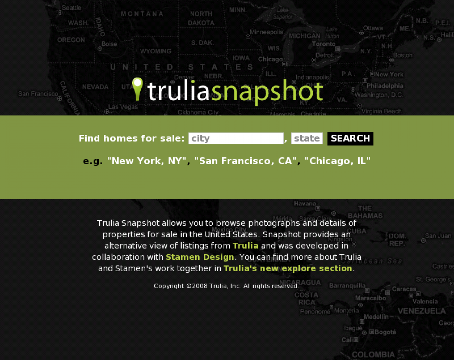 Trulia Snapshot Infographic
