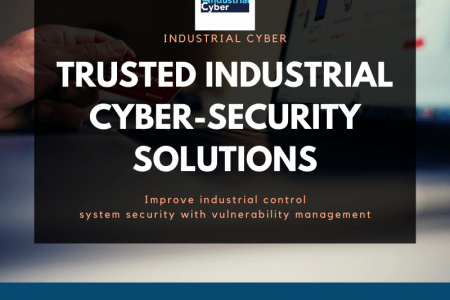 Trusted Industrial Cyber-Security Solutions Infographic