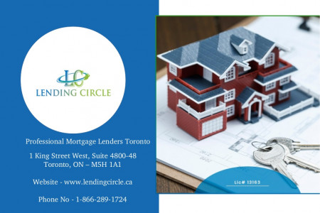 Trusted Mortgage Lenders Toronto Infographic