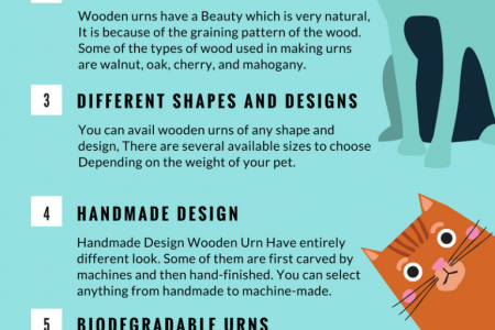 Try Wooden Urns To Preserve Your Pets Ashes Infographic