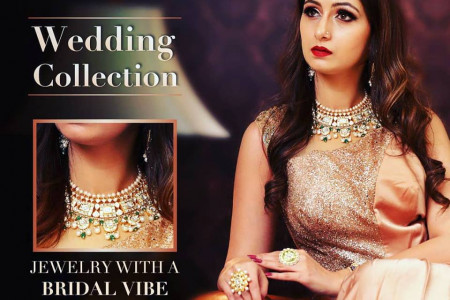 Turn on your Bridal vibe with the Best Jewellery manufacturers in Jaipur Infographic