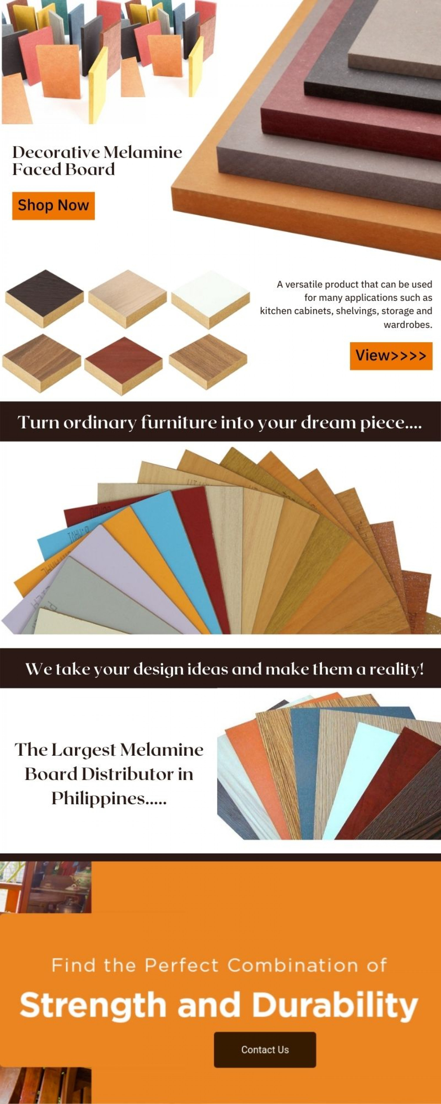 Turn ordinary furniture into your dream piece Infographic