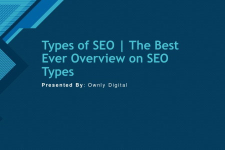 Types of SEO | The Best Ever Overview on SEO Types Infographic