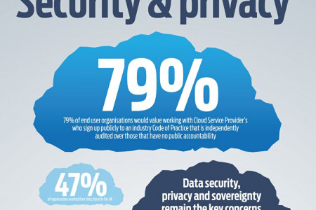 UK Cloud Adoption Trends 2012 Infographic
