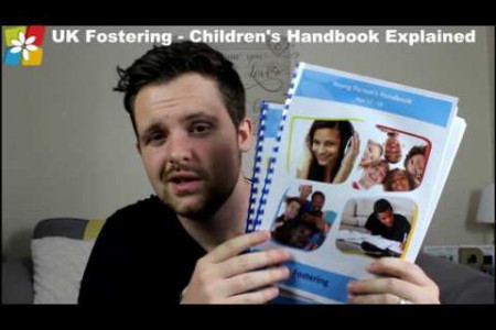 UKFostering Children Handbook Explained Infographic