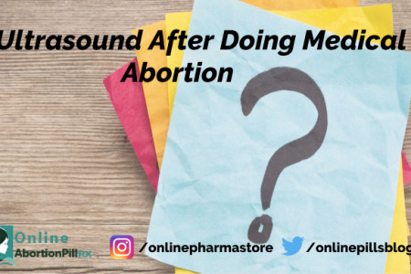 Ultrasound After Doing Medical Abortion Infographic