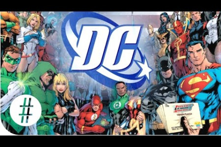 Unbelievable Stuff You Didn't Know About DC Comics  Infographic
