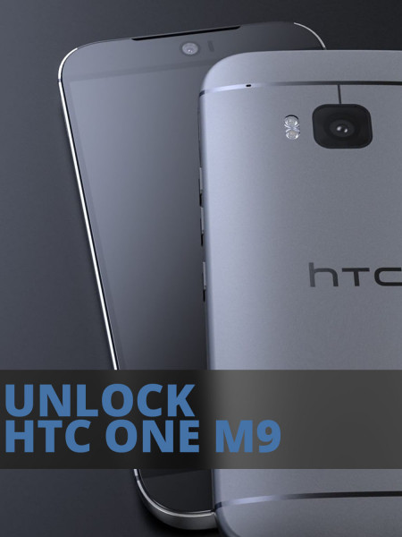 Unlock HTC One M9 Infographic