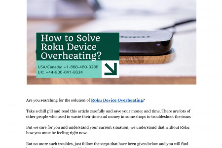 Solution to Troubleshoot Roku Device Error Code 005 Infographic