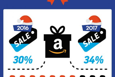 US Holiday Shopping Statistics and Trends Infographic