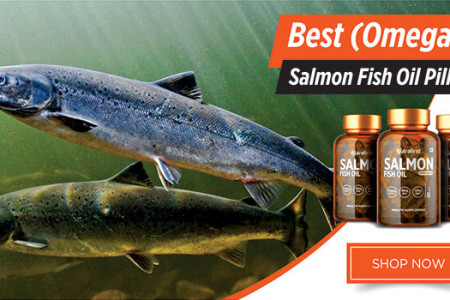 Use Salmon Fish Oil For Better Well being Infographic
