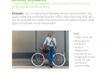 Use storytelling to engage employees in HR topics Infographic