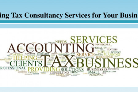 Using Tax Consultancy Services for Your Business Infographic