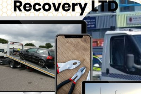 Van Recovery, Van Breakdown, Car Recovery, Car Breakdown Infographic