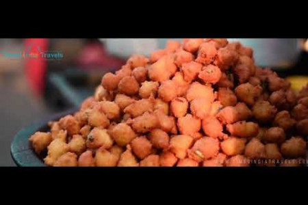 Varieties of Street Food In India - Times India Travels Infographic