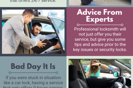 Various Benefits of Hiring Emergency Perth locksmith Service Infographic