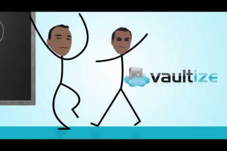 vaultize Infographic
