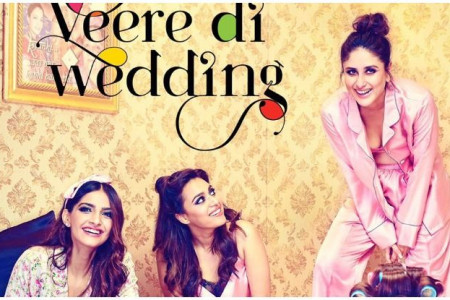 Veere Di Wedding 2018 Movies Counter Infographic
