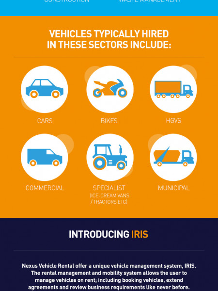 Vehicle Management Software for Scalable Solutions  Infographic