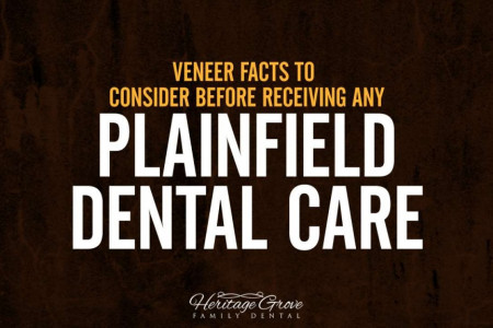 Veneer Facts To Consider Before Receiving Any Plainfield Dental Care Infographic