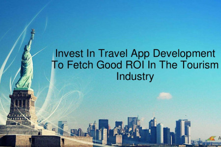 Venture into the market in a jiffy with a Tripadvisor Clone app development Infographic