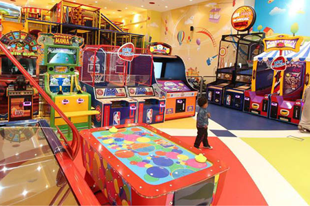 Video Games for Kids, Indoor Games for Kids in Qatar | Fun Ville Infographic