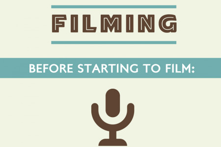 Video Production Tips - How to Make Groovy Movies Infographic