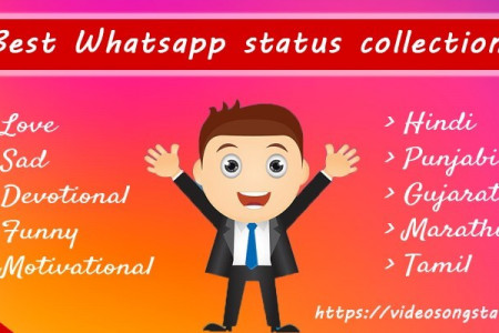 Video Song Status - Best WhatsApp Status Video Download, Hindi Love Status Video download Infographic