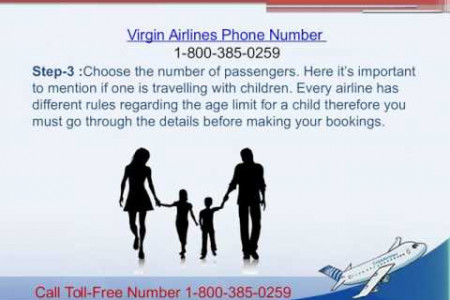 Virgin Airlines Customer Support Infographic