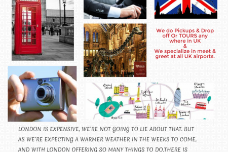 VISIT LONDON  Infographic