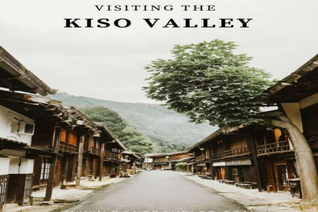 Visiting the Kiso Valley Infographic