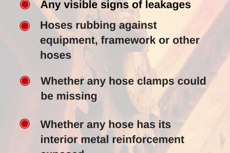 Visual Inspection to Prevent Hydraulic Failure Infographic