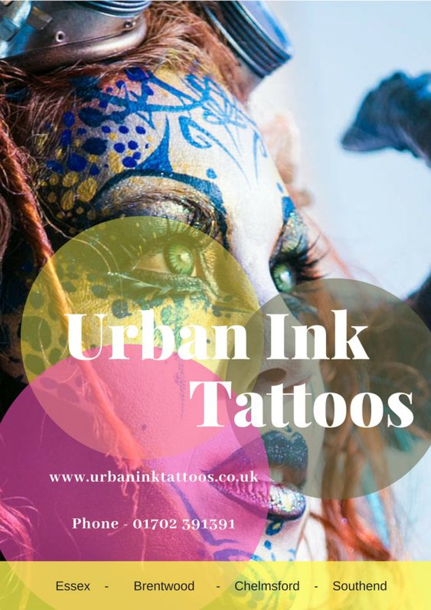 Vital thinks to remember before picking a tattoo studio for yourself Infographic