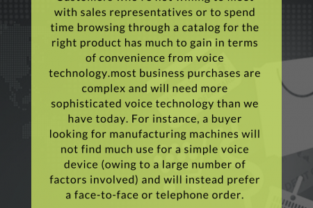 Voice Commerce in B2B: The Next Frontier Infographic