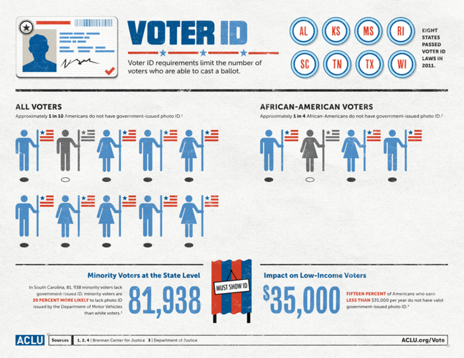 Voter ID Infographic