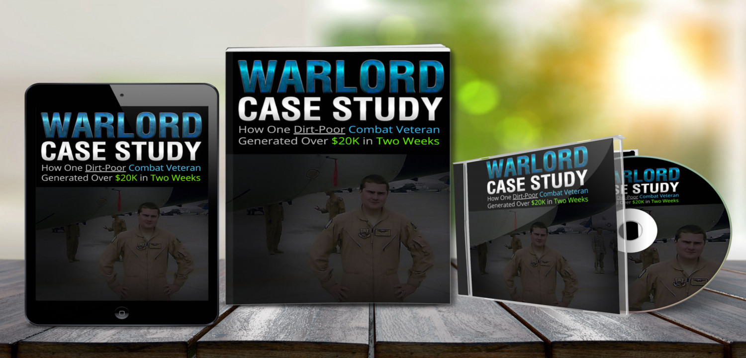 Warlord Case Study review - (FREE) Jaw-drop bonuses Infographic